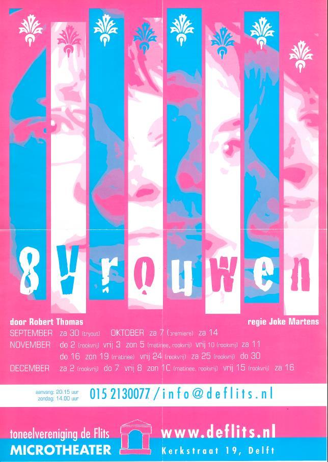 2006Achtvrouwen-affiche