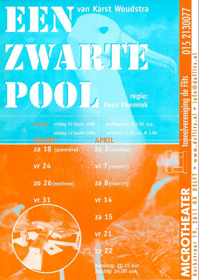 2006ZwartePool-affiche